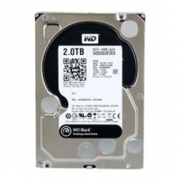 HD Interno Western Digital Black SATA III 7200RPM 64MB WD2003FZEX 2TB