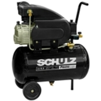 Motocompressor Pratic Air 8,5 Pés 2 HP 25L Monofásico-SCHULZ-CSI-8525-AIR