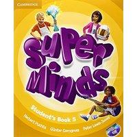 Super Minds 5 - Student's Book