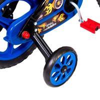 Bicicleta Infantil Styll Motobike Aro 12 Preto e Azul