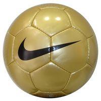 Bola de Futebol Nike Mercurial CSF Dourada  06f98bc20666c