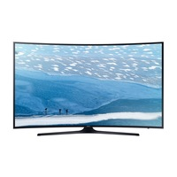 Smart TV LED 49'' Samsung UHD 4K Curva 49KU6300
