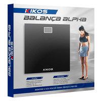 Balança Digital Kikos Alpha Preta
