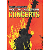 Box RRHF The 25 Th Anniversary Concert 3 DVDs - Reg. 1