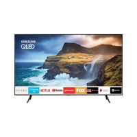 Smart TV QLED 55 Samsung Q70 QN55Q70RAGXZD 4K Wi-Fi Conversor Digital Integrado