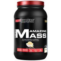 Hiper Amazing Mass 1,5kg Baunilha - Bodybuilders