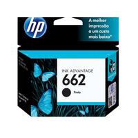 Cartucho de Tinta HP 662 CZ103AB Preto