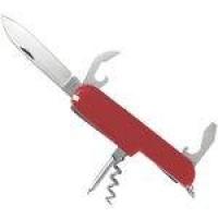 Canivete Multiuso Nautika 5 Funções Orbi