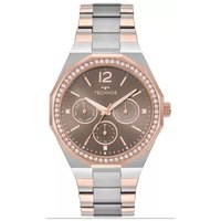 00a7c7127dc Relógio Feminino Technos Elegance 6P29AJB 5M - Prata Rosê - Preços ...