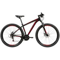 Bicicleta Caloi A18  Aro 29 Schwinn Colorado 21 Marchas Preta e Vermelha