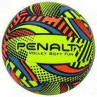 Bola De Volei Penalty Soft Fun Costurada