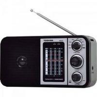 Rádio Portátil FM/AM/USB MP3 TR849 Preto SEMP TOSHIBA -