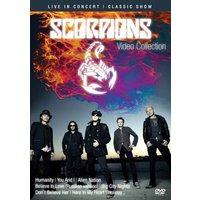 Dvds Shows Scorpions Video Collection - Multi-Região / Reg. 4