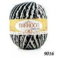 Barbante Barroco Multicolor 400g -  9016