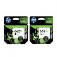 Kit Cartucho Hp 662xl Preto E 662xl Color Original