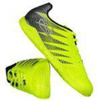 Chuteira Dalponte Wembley Futsal Juvenil Amarela  00ee515747b2e