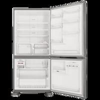 Refrigerador Brastemp Inverse Maxi Evox Platinum BRE80AK Frost Free 573 Litros 220V