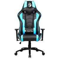 Cadeira Gamer Aquarius Azul e Preto BCH-38BBK Bluecase