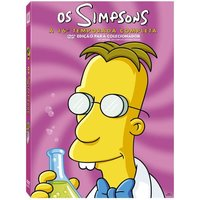 Os Simpsons 16ª Temporada 4 DVDs - Multi-Região / Reg.4