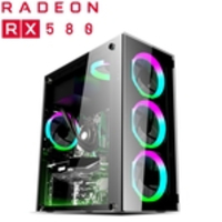 PC Gamer Intel Core i5 3.60Ghz RAM 8GB (Radeon RX 580 8GB) SSD 240GB EasyPC ATK