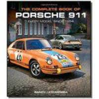 Complete Book Of Porshce 911 - Motorbooks