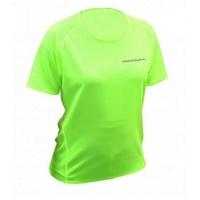 Camiseta SafeLight Esportiva Dry-Line Feminina Verde