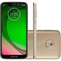 Smartphone Motorola Moto G7 Play XT1952-2 Desbloqueado Dual Chip 32GB Ouro