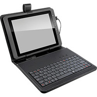 Teclado Multilaser Mini Slim USB Capa para Tablet 10.1''