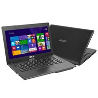 Notebook Asus X451CA-VX050H Celeron Dual Core 1007U 1.5GHz 2GB 320GB Intel Windows 8