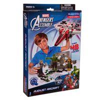 Playset para Montar Blueprints Avengers 48 Peças