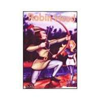 Revista do DVD Robin Hood - Multi-Região / Reg. 4