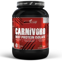Suplemento Body Action Carnívoro Beef Protein Isolate Chocolate 900g