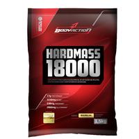Suplemento Body Action Hard Mass 18000 Baunilha 1.5kg