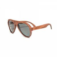 Óculos de Sol TwoDogs Copacabana Madeira