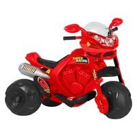 Moto Elétrica Infantil Super Racing 2 Marchas Bandeirante