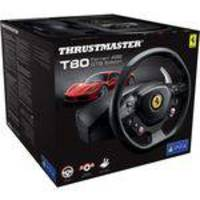 Volante Thrustmaster T80 Ferrari 488 GTB Racing Wheel PS4/PC