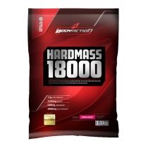 Suplemento Body Action Hard Mass 18000 Morango 1.5Kg