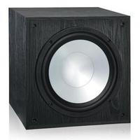 Monitor Audio MR W10 Subwoofer ativo para Home Theater de 10'