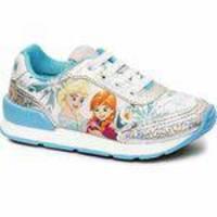 Tênis Infantil Feminino Jogging Frozen - Sugar Shoes
