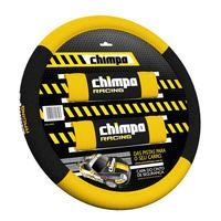 Kit Chimpa Capa Volante Cinto Amarela