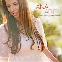 Ana Ariel No Grão De Areia O Sol