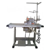Máquina De Costura Interlock Industrial 2 Agulhas 5 Fios 757k516m255 Biv Chav Siruba