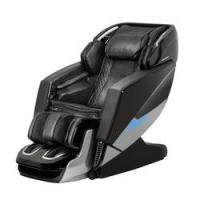 Poltrona De Massagem Plenitude Import Neo Space Bivolt Preta