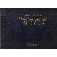 Álbum de Retratos-Photographias Brazileiras