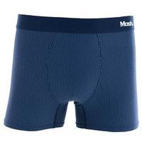 Cueca Boxer 045.00 Risca De Giz Mash Azul
