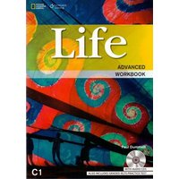 Life Advanced Workbook With Audio CD