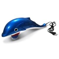 Massageador Eletrico Ukimix Golfinho Azul 110V