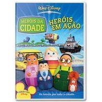 Herois Da Cidade Herois Em Acao Vol 2 Multi Regiao Reg 4