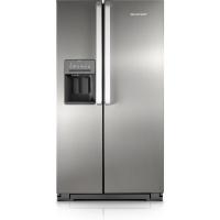 Refrigerador Side by Side Frost Free Brastemp BRS62 (BRS62CRANA) Ative 560 Litros Inox