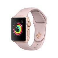 Apple Watch Apple Series 3 MQKW2BZ/A 38mm Alumínio 8GB Dourado